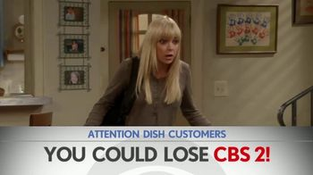 Keep CBS on Dish TV Spot, 'You Could Lose Your Favorite Shows' - Thumbnail 3