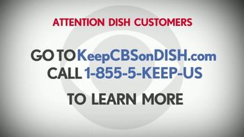 Keep CBS on Dish TV Spot, 'You Could Lose Your Favorite Shows' - Thumbnail 8