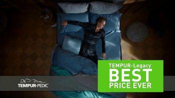 Tempur-Pedic Black Friday Savings Event TV Spot, 'Run, Jump or Swim' - 913 commercial airings