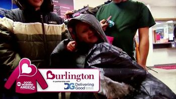 Burlington Warm Coats & Warm Hearts Drive TV Spot, 'ABC: Share the Warmth' - Thumbnail 2