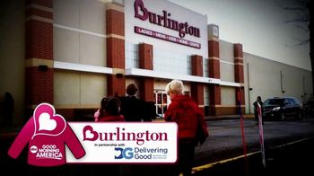 Burlington Warm Coats & Warm Hearts Drive TV Spot, 'ABC: Share the Warmth' - Thumbnail 3