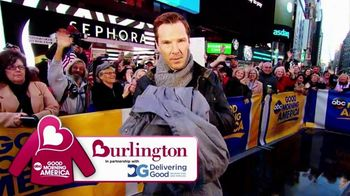 Burlington Warm Coats & Warm Hearts Drive TV Spot, 'ABC: Share the Warmth' - Thumbnail 7