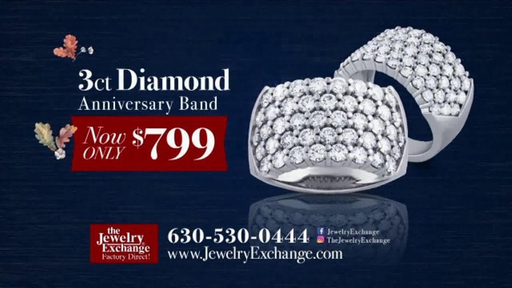 Jewelry Exchange Thanksgiving Deals Tv Commercial Pearls