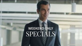 JoS. A. Bank Weekend Only Specials TV Spot, 'Make an Entrance'