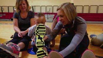 BTN LiveBIG TV Spot, 'Rutgers Therapists Nurture Young Athletes'