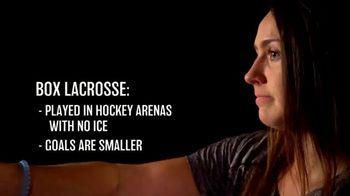 Big Ten Conference TV Spot, 'Faces of the Big Ten: Selena Lasota' - Thumbnail 5