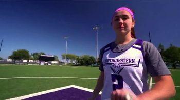 Big Ten Conference TV Spot, 'Faces of the Big Ten: Selena Lasota' - Thumbnail 7