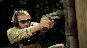 Smith & Wesson M&P M2.0 Compact Pistol TV Spot, 'Smaller'