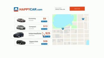 HAPPYCAR TV Spot, 'Pick Up Locations' - Thumbnail 5