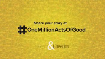 Cheerios TV Spot, 'One Million Acts of Good: Ellen' - Thumbnail 7