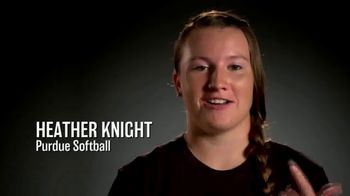Big Ten Conference TV Spot, 'Faces of the Big Ten: Heather Knight'