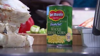 Del Monte Fresh Cut Whole Kernal Corn TV Spot, 'Food Network: Winning Dish'