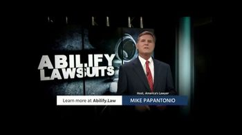 Levin Law TV Spot, 'Abilify Compulsive Gambling' Featuring Mike Papantonio