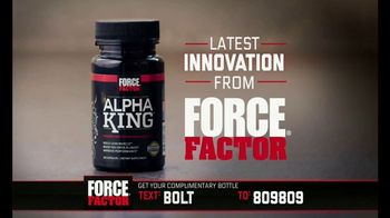 Force Factor Alpha King TV Spot, 'Extra Boost' Featuring Bo Jackson - Thumbnail 7