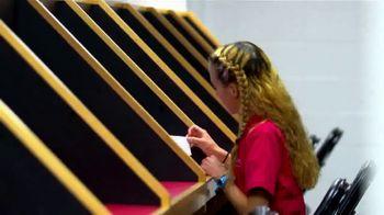 Big Ten Conference TV Spot, 'Faces of the Big Ten: Allyson Black' - Thumbnail 4