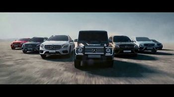 Mercedes-Benz Thanksgiving Weekend Event TV Spot, 'Greatness' [T2]
