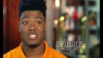 SEC Network TV Spot, 'I Am the SEC: Todd Kelly Jr.' - 46 commercial airings