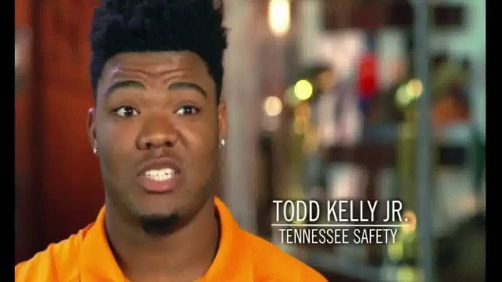 SEC Network TV Commercial, 'I Am the SEC: Todd Kelly Jr.'