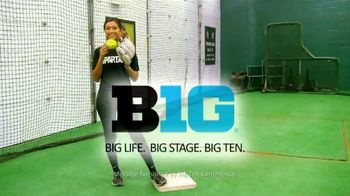 Big Ten Conference TV Spot, 'Faces of the Big Ten: Melanie Baccay' - Thumbnail 10