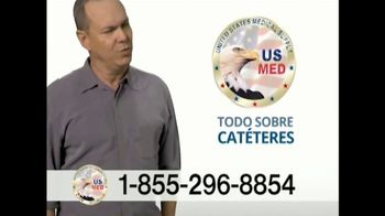 United States Medical Supply TV Spot, 'Catéteres' [Spanish] - Thumbnail 2