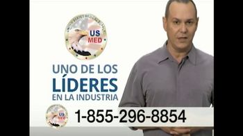 United States Medical Supply TV Spot, 'Catéteres' [Spanish] - Thumbnail 4