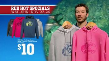Bass Pro Shops 5 Day Sale TV Spot, 'Red Hot: Hoodies, Bags and Socks' - Thumbnail 5