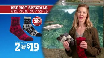 Bass Pro Shops 5 Day Sale TV Spot, 'Red Hot: Hoodies, Bags and Socks' - Thumbnail 7