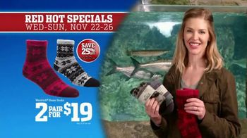 Bass Pro Shops 5 Day Sale TV Spot, 'Red Hot: Hoodies, Bags and Socks' - Thumbnail 8