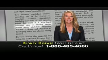Weitz and Luxenberg TV Spot, 'Kidney Disease' - Thumbnail 4