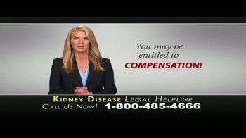 Weitz and Luxenberg TV Spot, 'Kidney Disease' - Thumbnail 7
