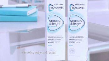 ProNamel Strong & Bright Enamel TV Spot, 'Can I Make My Teeth Whiter?' - Thumbnail 3