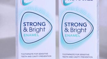 ProNamel Strong & Bright Enamel TV Spot, 'Can I Make My Teeth Whiter?' - Thumbnail 6