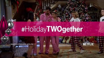 T-Mobile Unlimited TV Spot, 'Holiday TWOgether' - Thumbnail 1
