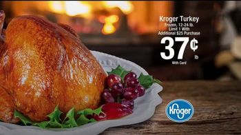 The Kroger Company TV Spot, 'Holiday Inspiration: Turkey' - Thumbnail 8