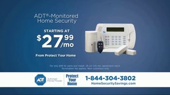 Protect Your Home TV Spot, 'The Protection You Deserve' - Thumbnail 4