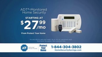 Protect Your Home TV Spot, 'The Protection You Deserve' - Thumbnail 7