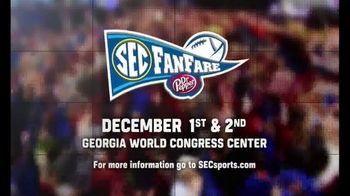 2017 SEC FanFare TV Spot, 'Activities, Events and Games' - Thumbnail 9