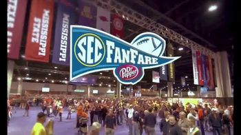 2017 SEC FanFare TV Spot, 'Activities, Events and Games' - Thumbnail 6