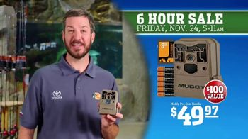 Bass Pro Shops 6 Hour Sale TV Spot, 'Donuts: PJs and Cameras' - Thumbnail 10