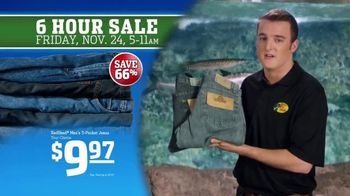 Bass Pro Shops 6 Hour Sale TV Spot, 'Donuts: PJs and Cameras' - Thumbnail 6