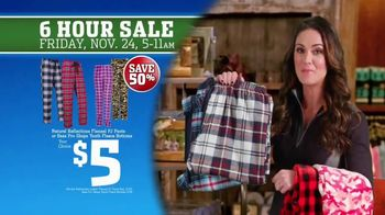 Bass Pro Shops 6 Hour Sale TV Spot, 'Donuts: PJs and Cameras' - Thumbnail 8
