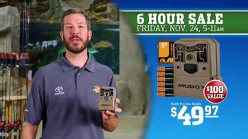 Bass Pro Shops 6 Hour Sale TV Spot, 'Donuts: PJs and Cameras' - Thumbnail 9