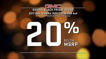 GMC Sierra Black Friday Event TV Spot, 'Camping' [T2] - Thumbnail 7