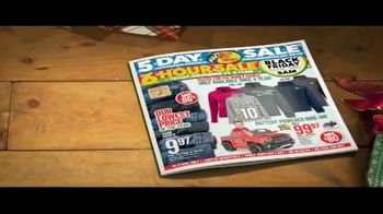 Bass Pro Shops 5 Day Sale TV Spot, 'Red Hot: Jacket & GPS' Ft. Kevin VanDam - Thumbnail 3