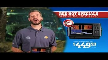 Bass Pro Shops 5 Day Sale TV Spot, 'Red Hot: Jacket & GPS' Ft. Kevin VanDam - Thumbnail 9
