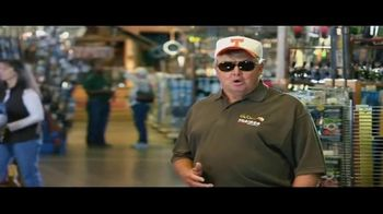 Bass Pro Shops 5 Day Sale TV Spot, 'Red Hot: Jacket & GPS' Ft. Kevin VanDam - 33 commercial airings
