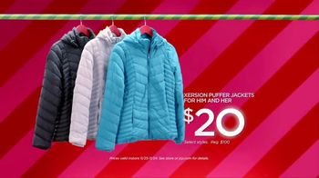 JCPenney Holiday Challenge TV Spot, 'Jackets, Jewelry & Towels' Song by Sia - Thumbnail 3