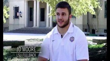 SEC Network TV Spot, 'I Am the SEC: J.D. Moore' - Thumbnail 1