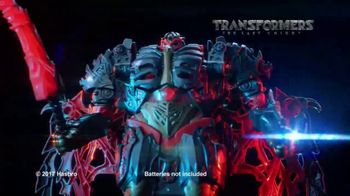 Transformers Dragon Fire Turbo Changer TV Spot, 'Party Time'