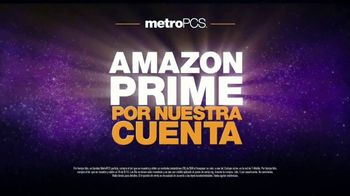 MetroPCS TV Spot, 'Promoción de Black Friday: Amazon Prime' [Spanish] - Thumbnail 8